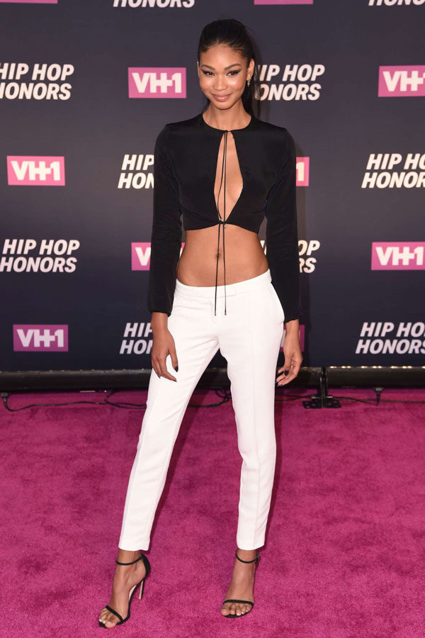 Chanel Iman – Hip Hop Honors