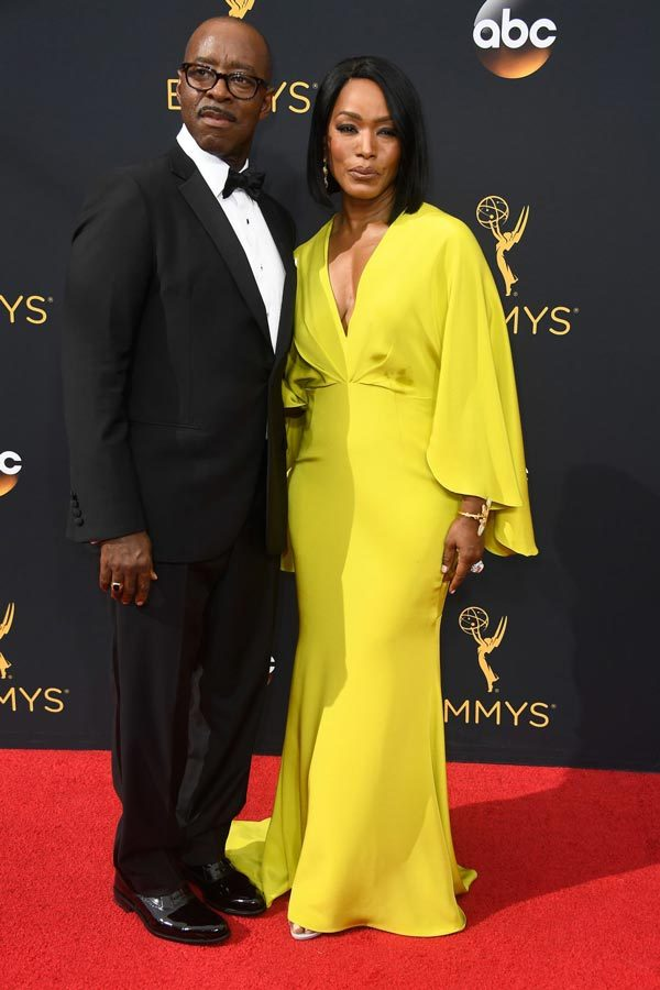 Courtney B. Vance e Angela Basset