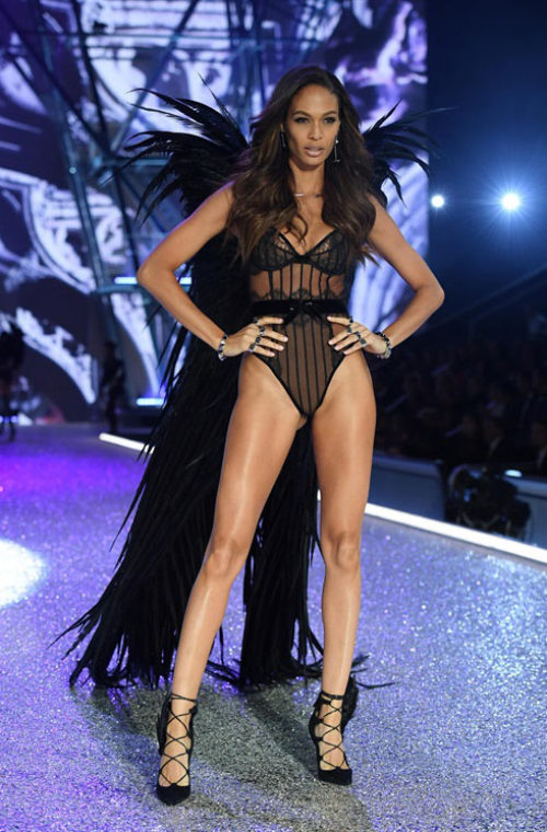 Joan Smalls – VS 2016 Paris