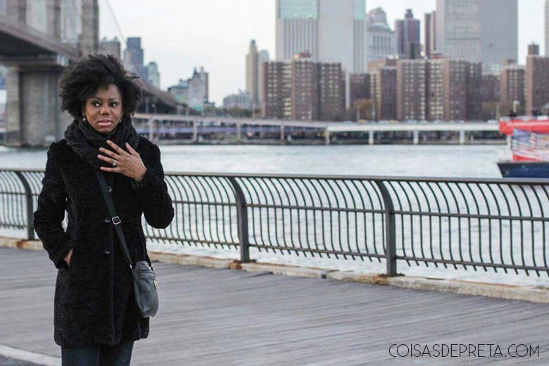 Look do dia: Passeando no Brooklyn Bridge Park